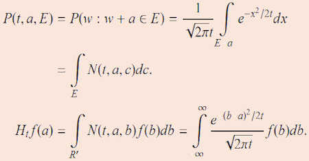 Illustration of Stochastic Calculus