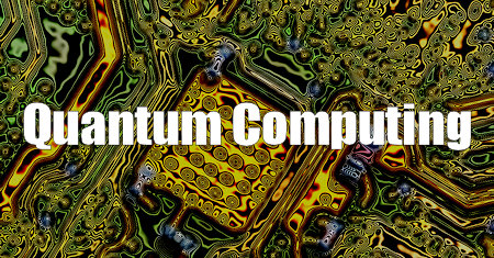Illustration of Quantum Computing