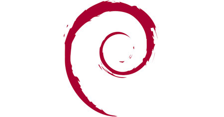 Illustration of Debian Linux