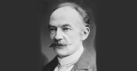 Illustration of Thomas Hardy