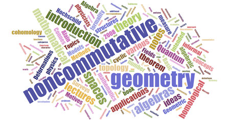 Illustration of Noncommutative Geometry