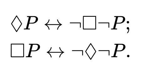Illustration of Modal Logic