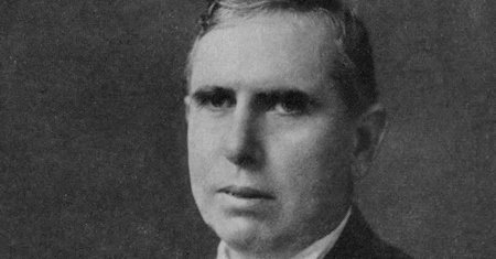 Illustration of Theodore Dreiser