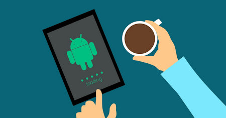 Illustration of Android App Development