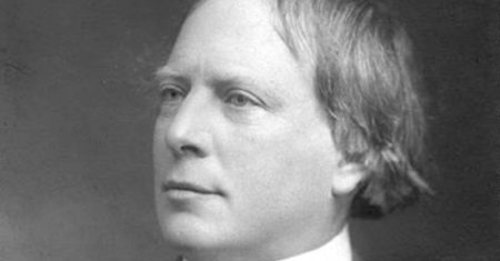 Illustration of Arthur Machen