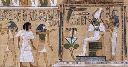 Illustration of Ancient Egypt