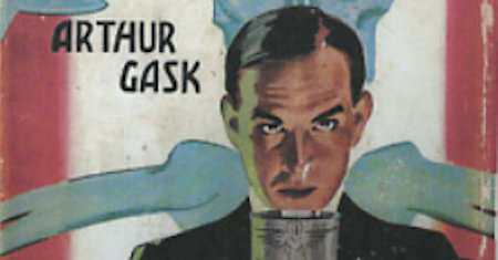 Illustration of Arthur Gask