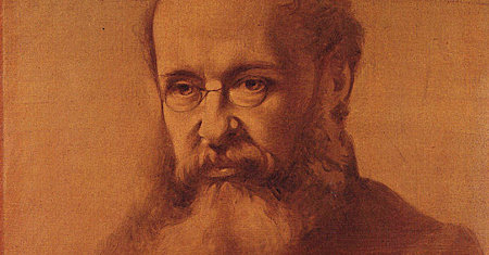Illustration of Anthony Trollope