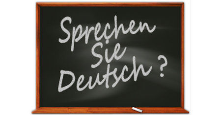 Illustration of German Language