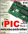Small book cover: PIC microcontrollers, for beginners too