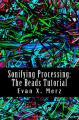 Book cover: Sonifying Processing: The Beads Tutorial