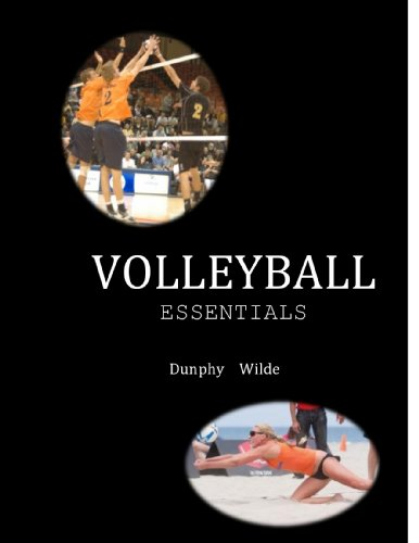 Large book cover: Volleyball Essentials