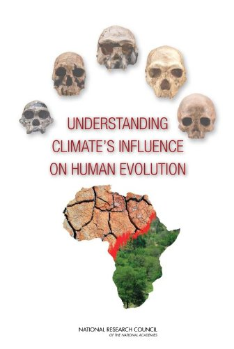 Large book cover: Understanding Climate's Influence on Human Evolution
