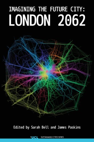 Large book cover: Imagining the Future City: London 2062