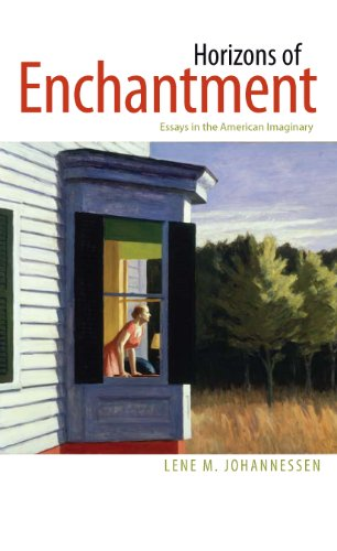 Large book cover: Horizons of Enchantment: Essays in the American Imaginary