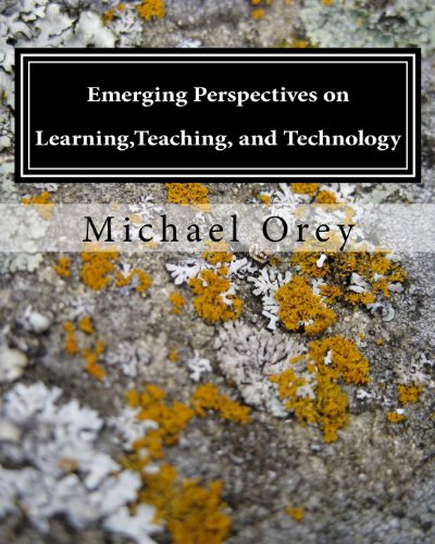 Large book cover: Emerging Perspectives on Learning, Teaching, and Technology