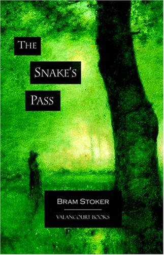 Large book cover: The Snake's Pass
