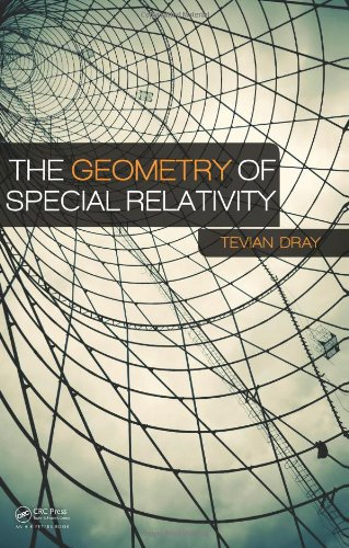 Large book cover: The Geometry of Special Relativity