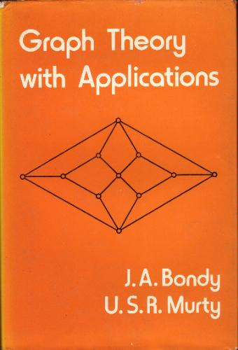Large book cover: Graph Theory With Applications