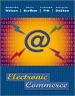 Large book cover: Electronic Commerce: The Strategic Perspective