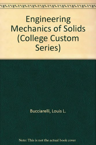 Large book cover: Engineering Mechanics of Solids