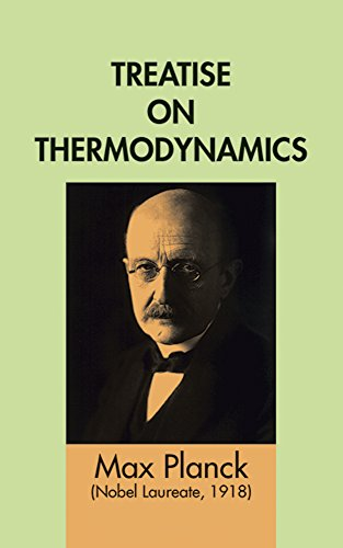 Large book cover: Treatise on Thermodynamics