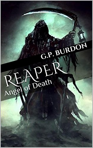 Large book cover: Reaper: Angel of Death