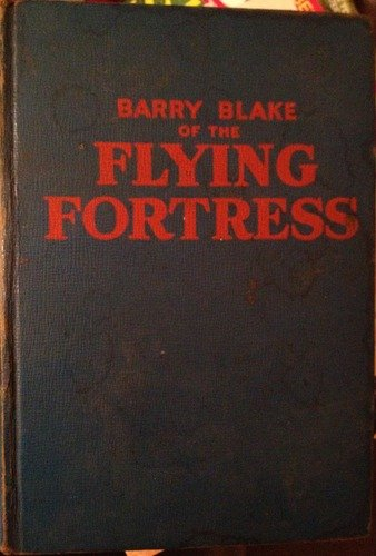 Large book cover: Barry Blake of the Flying Fortress