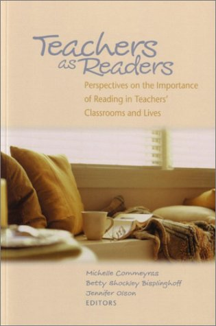 Large book cover: Teachers As Readers