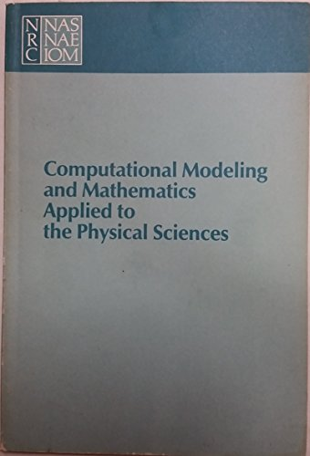 Large book cover: Computational Modeling and Mathematics Applied to the Physical Sciences