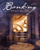 Large book cover: Banking Regulation