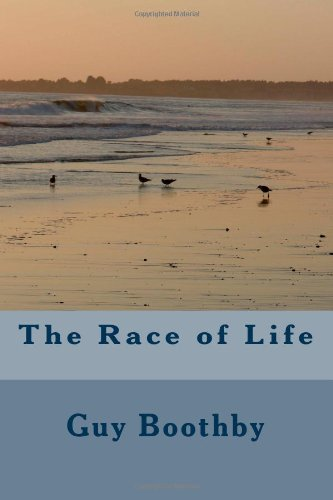 Large book cover: The Race of Life