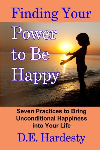 Large book cover: Finding Your Power to Be Happy