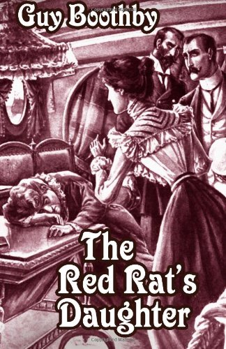 Large book cover: The Red Rat's Daughter