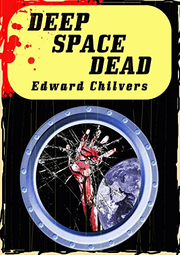 Large book cover: Deep Space Dead