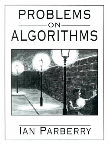 Large book cover: Problems on Algorithms, 2nd edition