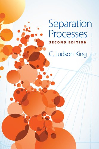 Large book cover: Separation Processes