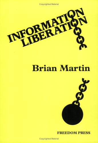 Large book cover: Information Liberation