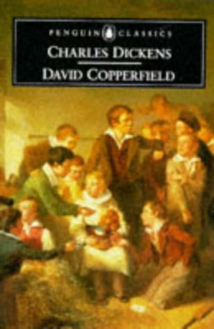 Large book cover: David Copperfield