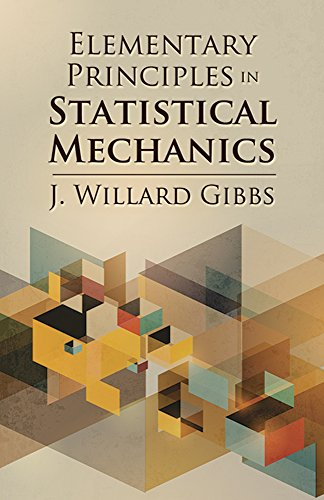 Large book cover: Elementary Principles of Statistical Mechanics