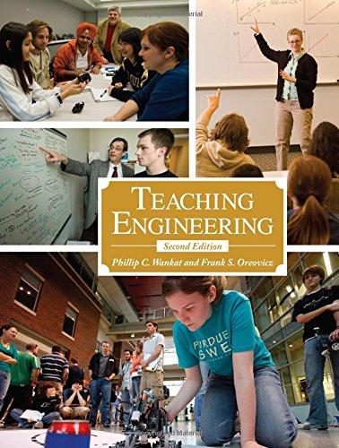 Large book cover: Teaching Engineering