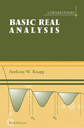 Large book cover: Basic Real Analysis