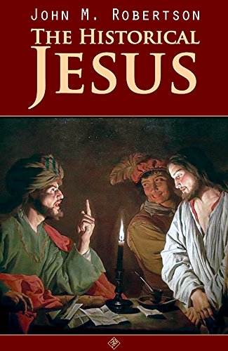 Large book cover: The Historical Jesus