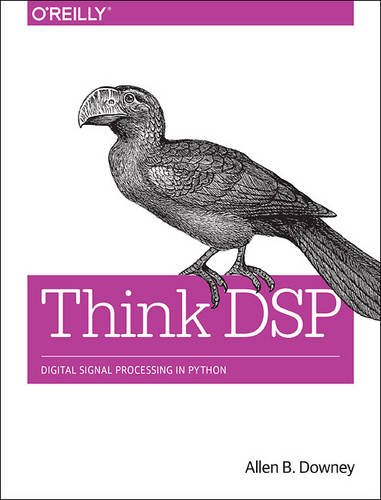 Large book cover: Think DSP: Digital Signal Processing in Python
