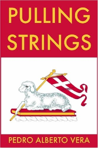 Large book cover: Pulling Strings