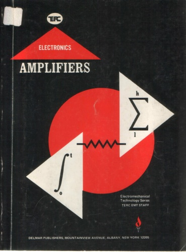 Large book cover: Electronics / Amplifiers
