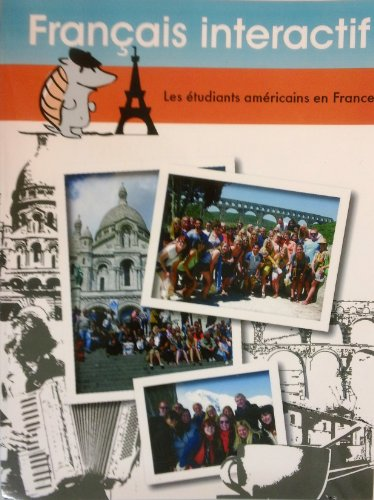 Large book cover: Francais Interactif