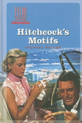 Large book cover: Hitchcock's Motifs