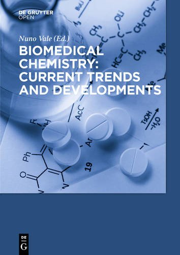 Large book cover: Biomedical Chemistry: Current Trends and Developments