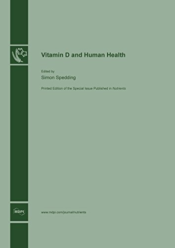 Large book cover: Vitamin D and Human Health